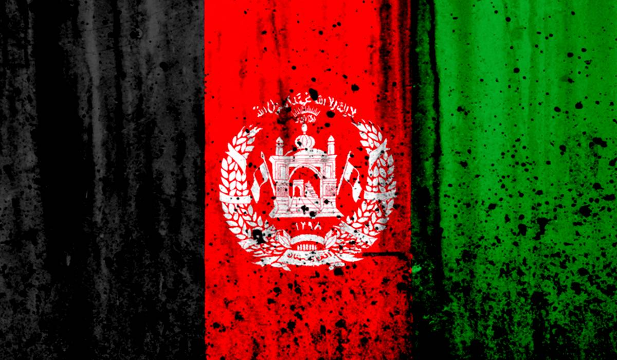 afgán zászló