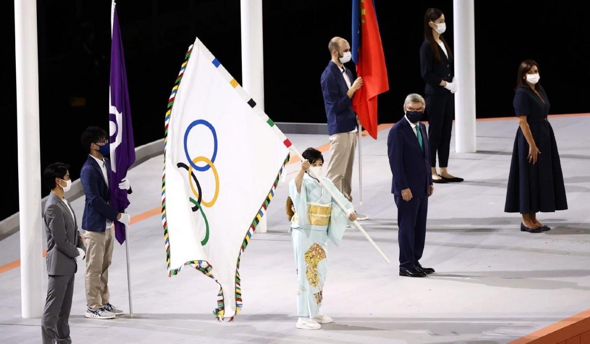 tokioi olimpia