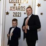 Kárpátaljai apa és fia kapta meg a Celebrity Аwards 2021 díjat