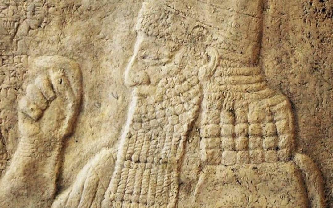 Szennahérib király borgyárának maradványaira bukkantak Irakban