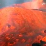 Négy hete ömlik a láva a Kanári-szigetek egyik vulkánjából