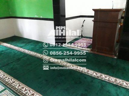 Karpet Masjid Hulu Sungai Tengah – Barabai