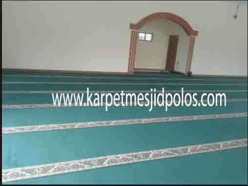 jual karpet masjid roll di bintara Jakarta