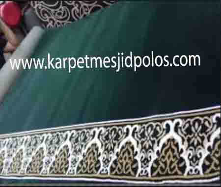 jual karpet masjid roll di kemayoran Jakarta