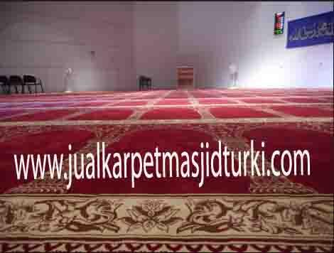 jual karpet masjid roll di gambir Jakarta
