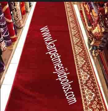 jual karpet masjid roll di rasuna sait Jakarta
