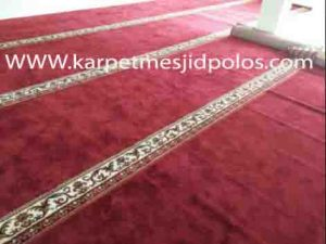 jual karpet masjid roll indramayu jawa barat