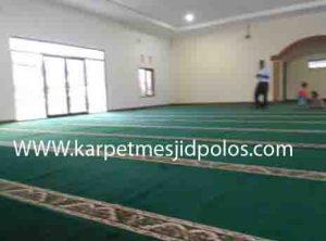 penjual karpet masjid roll di depok pusat