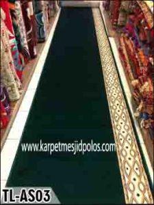 penjual karpet masjid roll di tangerang pusat