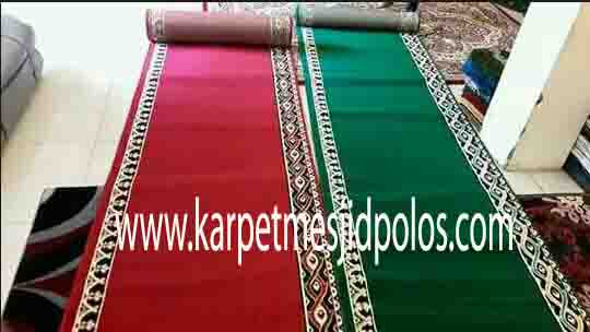 jual karpet masjid murah di pondok ungu Bekasi