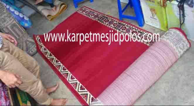 jual karpet masjid murah di wanasari Bekasi