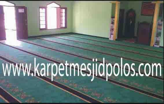 Grosir tempat jual karpet masjid di Mekarwangi cikarang barat