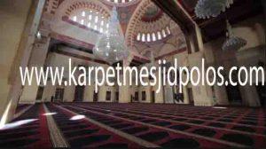 dimana tempat pesan karpet masjid di Jatiasih bekasi timur