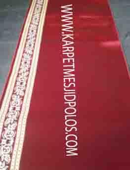 dimana tempat pesan karpet masjid di cibarusah cikarang barat