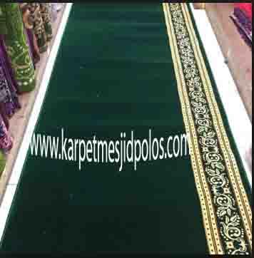 dimana tempat pesan karpet masjid di sukatani cikarang barat