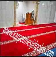 jual karpet masjid murah di gondangdia Jakarta