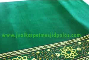 Jual karpet sajadah masjid roll di tambun timur