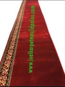 karpet masjid turki polos di tambun