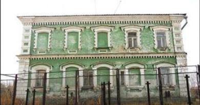 Дом купца Шадрина