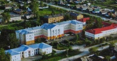 Больничный городок