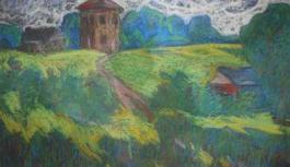 Выставка картин художницы Елены Барашенко