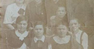 Карпинский детский дом в годы войны