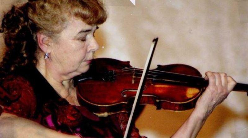 В звуках скрипки – жизнь души