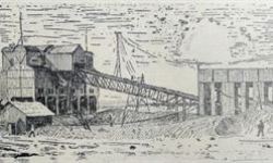 На втором разрезе треста Вахрушевуголь