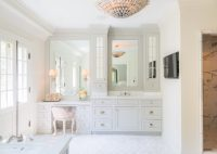 Soft Gray Bathroom Remodel - Karr Bick Kitchen & Bath