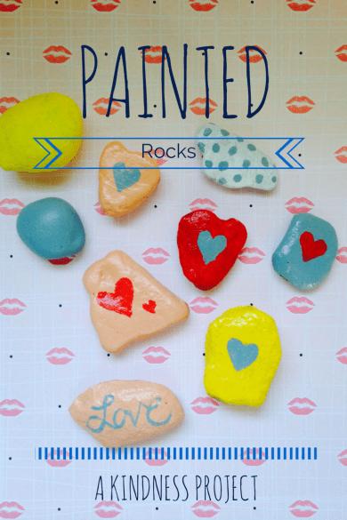 DIY Painted-rocks andie conn