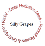 Facial Deep Hydration Giveaway Silly Grapes