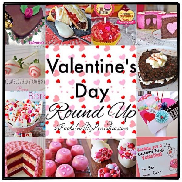 Valentine ROundup peek into my paradise
