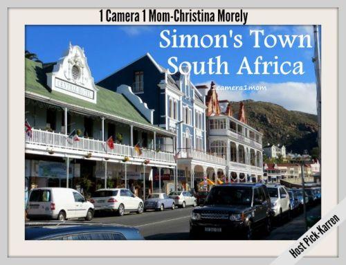 1 Camera 1 Mom-Simon's Town