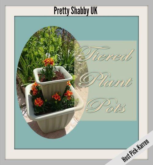 DIY Tiered Flower Pots-Karren