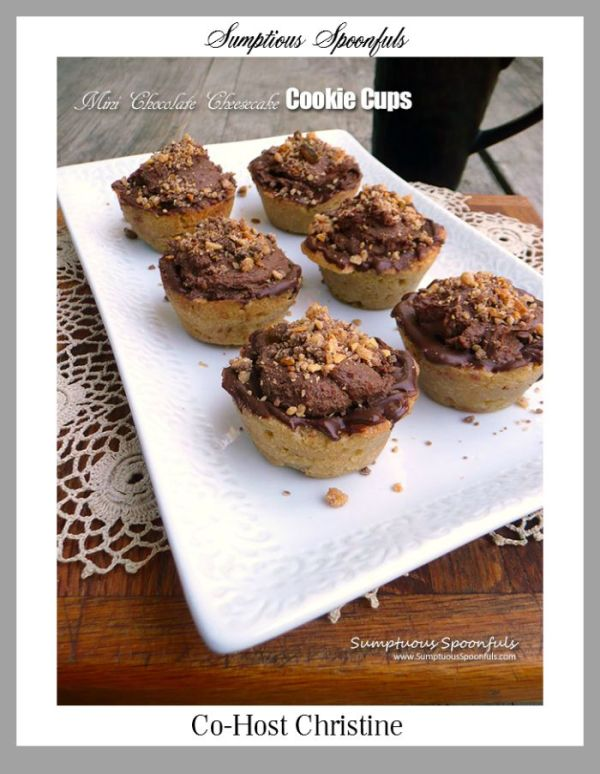 Sumptious Spoonfuls Mini-Chocolate-Cheesecake-Cookie-Cups-7-19