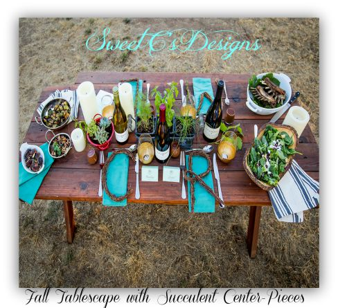 fall-tablescape-with-succulent-center-pieces