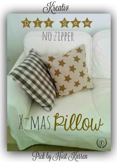 DIY-sew-no-zipper-xmas-pillow