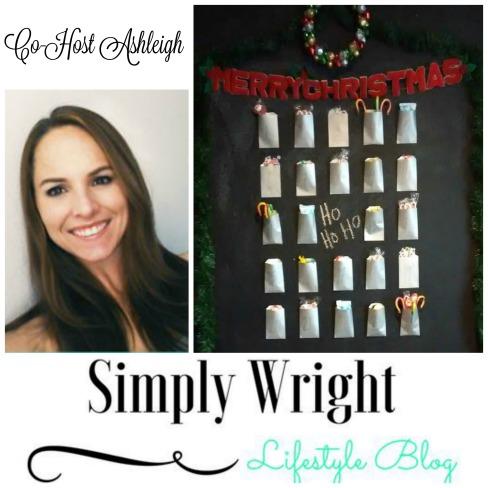 Simple Homemade Advent Calendar Simply Wright