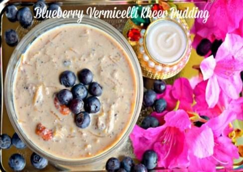 BlueberryVermicelliKheer_Pudding-
