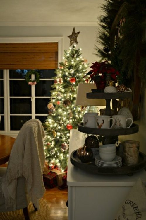 Chatfield Court Christmas Home Tour 2016