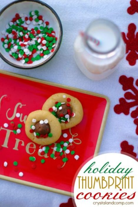 Crystal and Company Holiday-Thumbprint-Cookies