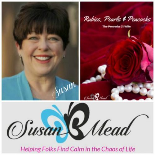 Rubies, Pearls and Peacocks-Susan B Mead