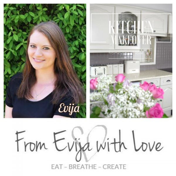 Evija With Love Kitchen Makeover