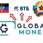 Globalmoney співпрацює з так званими ДНР, ЛНР та підсанкційними російськими банками
