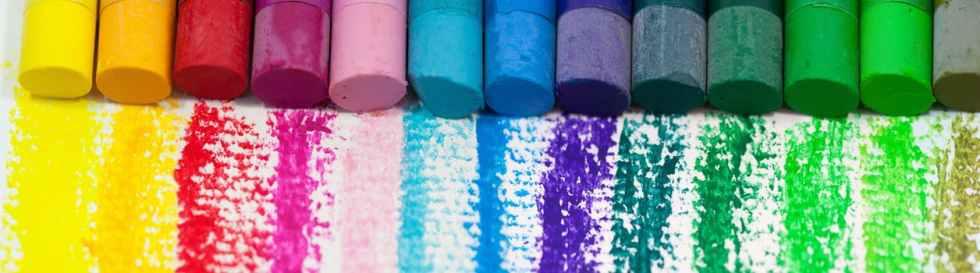 olika färger