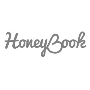 Honey book-logo_1000x1000_gray