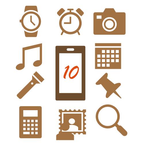 10 Handy-Funktionen © Sylvia Nickel