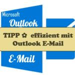 Outlook E-Mail © Sylvia NiCKEL