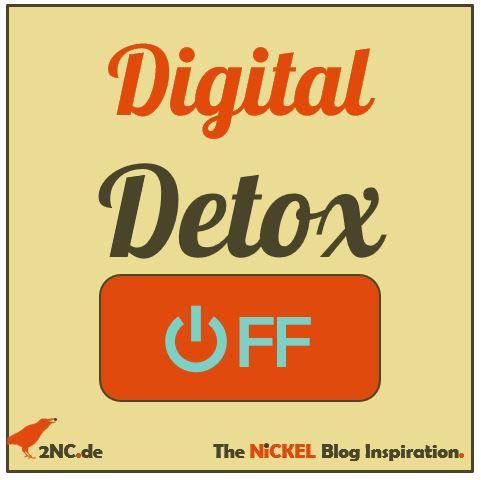 Digital Detox © Sylvia NiCKEL