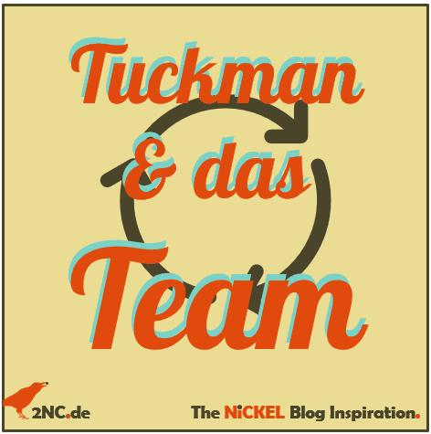 Tuckman & das Team © Sylvia NiCKEL